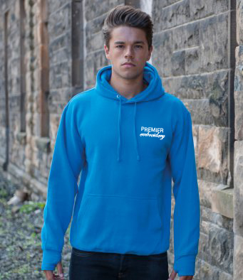 Embroidered Hoodies for Males