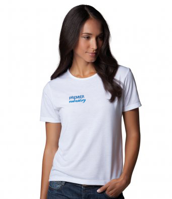 Embroidered T Shirts for Females